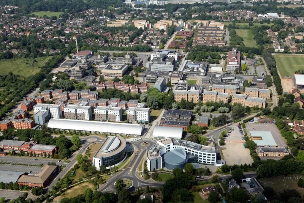 Brunel University Campus on ILW Education Consultants