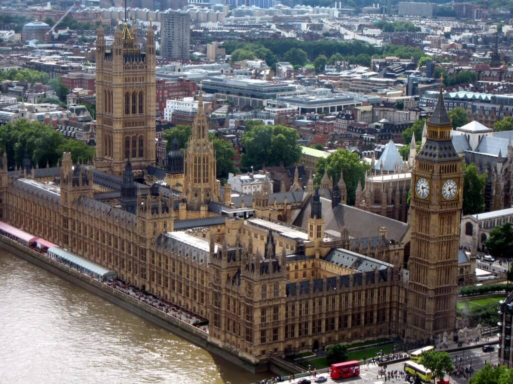 Image of London Parliament UK Courses with Placement - ILW Study in UK Consultants