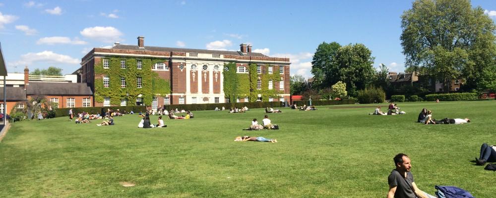 Study at The University of Goldsmith, UK
