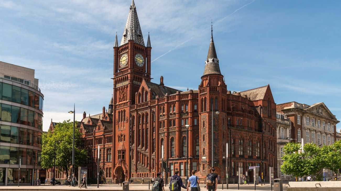University of Liverpool UK