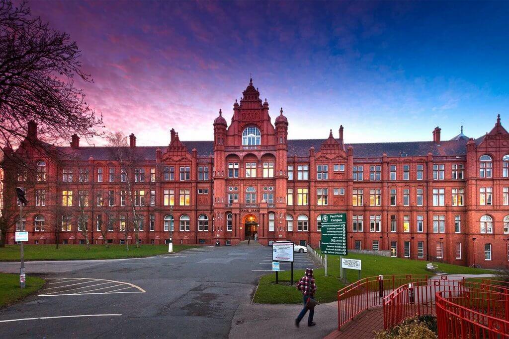 University-of-Salford-UK