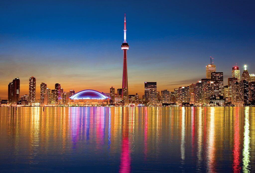 history of Toronto canada